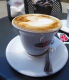Italian cappuccino Royalty Free Stock Photo