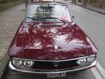 Italian car front 2 Stock Photo