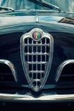 Italian Car vintage Royalty Free Stock Photo