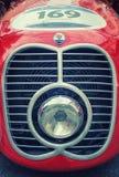 Italian Car vintage Stock Image