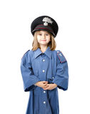 Italian carabiniere children style Stock Image