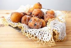 Italian carnival cakes. Stock Image