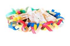 Italian carnival food called Stock Image