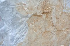 Italian Carrara marble  Stock Photography