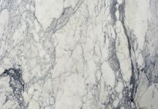 Italian Carrara marble detail Stock Photography