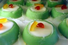 Italian cassata dessert Royalty Free Stock Image