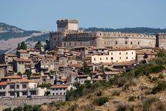 Italian castle Stock Photography