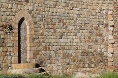 Italian Castle Door Stock Photos