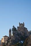 Italian castles Stock Photography