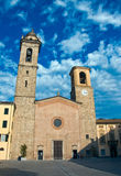 Italian Cathedral Royalty Free Stock Photos