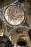 Italian Cathedral Church Royalty Free Stock Photos