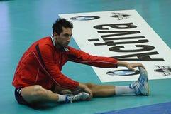 Italian Championship: Trentino Volley vs Macerata Stock Images