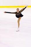 Italian Championships of Figure Skating 2012 Royalty Free Stock Image
