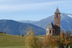 Italian chapel Stock Photo