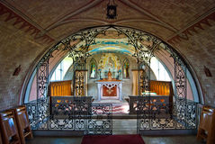 Italian Chapel Stock Photography