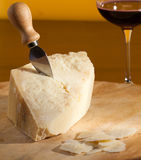 Italian cheese Royalty Free Stock Images