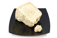 Italian cheese called Grana Padano Royalty Free Stock Photo