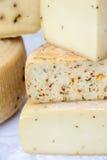 Italian cheese Stock Photo