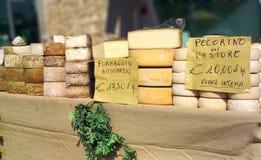 Italian-cheese Royalty Free Stock Photos