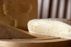 Italian cheeses Stock Photo