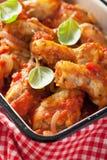 Italian chicken cacciatore Royalty Free Stock Photos