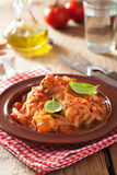 Italian chicken cacciatore Stock Photos