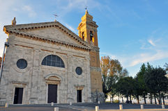 Italian church Stock Photos