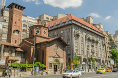 The Italian Church of the Most Holy Redeemer royalty free stock images