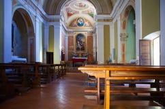 Italian church Royalty Free Stock Image