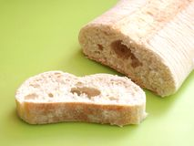 Italian ciabatta bread Stock Images
