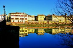 Italian city landscape Stock Photography