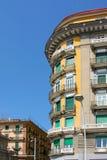 Italian city Naples Stock Photos