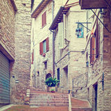 Italian City Royalty Free Stock Images
