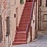 Italian City Royalty Free Stock Photography