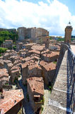Italian city rooftops Royalty Free Stock Images