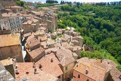Free Italian City Rooftops Royalty Free Stock Image - 25571746