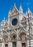 The Italian city of Siena is the eternal rival of Florence Royalty Free Stock Photography
