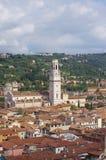 Italian city Verona Stock Images