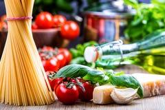 Italian ciusine Stock Image