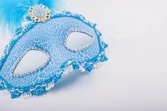 Italian classic carnival mask stock photo