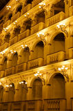 Italian Classical Theatre Royalty Free Stock Images