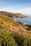 Italian coast Stock Photography