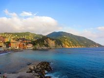 Italian Coast Stock Images