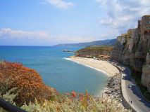Italian coast Royalty Free Stock Photos