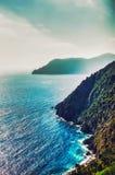 Italian Coast Stock Image