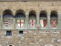 Italian Coats of Arms Royalty Free Stock Image