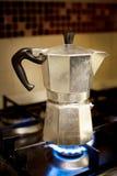 Italian coffe Stock Image