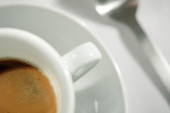 Italian coffee Stock Photography