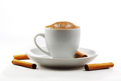 Italian coffee Stock Photos