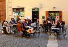 Italian coffee bar Stock Photography